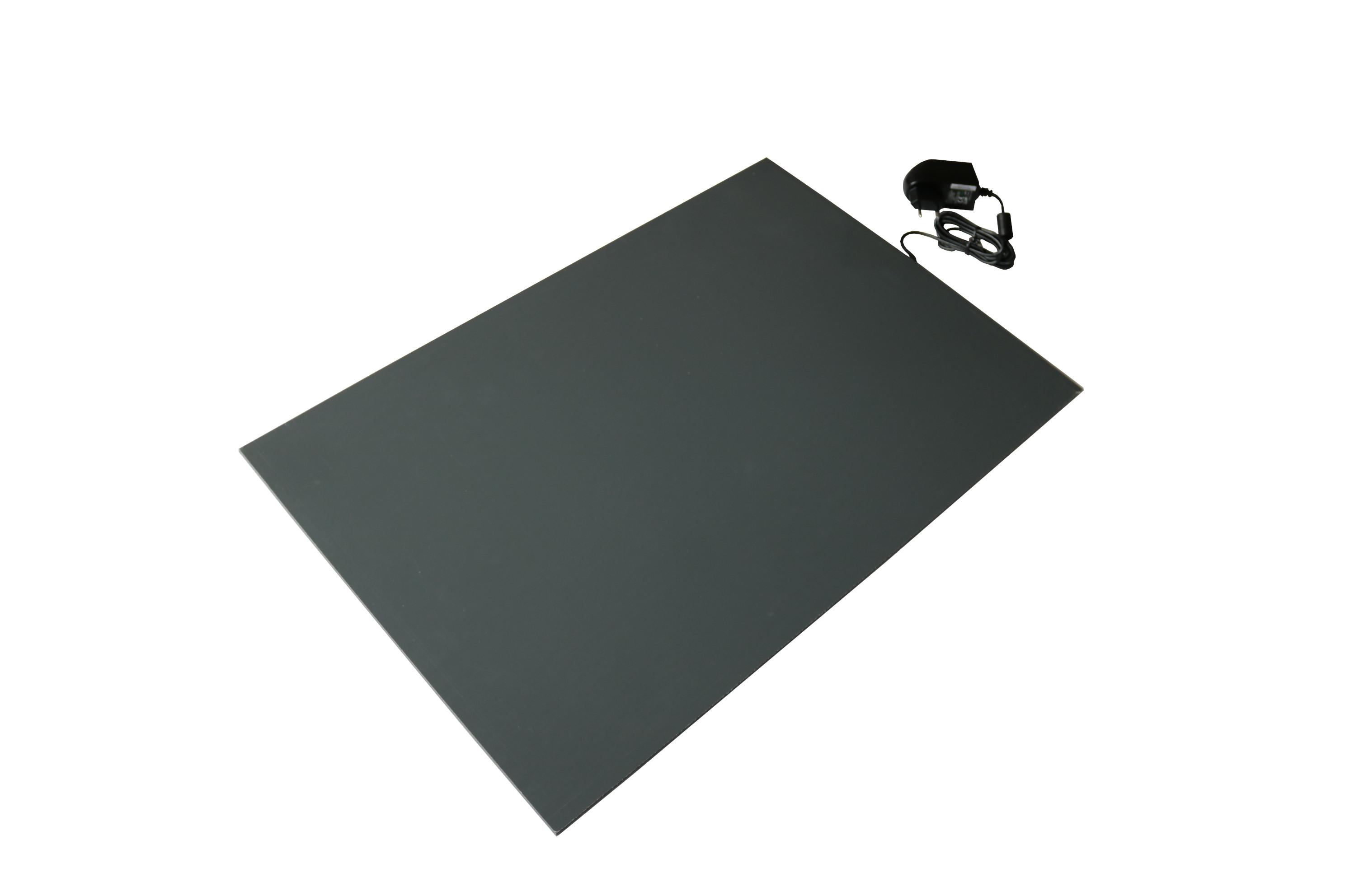 PVC-Wärmeplatte für Hunde, 40x60cm, 12V-Trafo