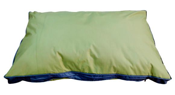 Outdoor-Hundekissen 120 x 80 cm, wasserdicht und robust, grün