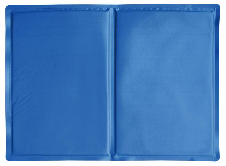 Pawise COOLING MAT Kühlmatte für Hunde, Kühldecke blau